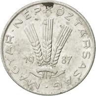 Monnaie, Hongrie, 20 Fillér, 1987, Budapest, TTB, Aluminium, KM:573 - Hungría