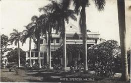 HOTEL SPENCER , MADRAS - Inde