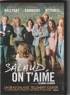 DVD Salaud On T'aime Avec Johnny Hallyday Et Eddy Mitchell  Etat: TTB Port 110 Gr Ou 30 Gr - Classiques