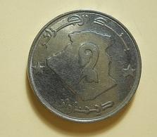 Algeria 2 Dinars 2002 - Algeria