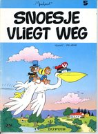 Snoesje Vliegt Weg (1982) - Books, Magazines, Comics