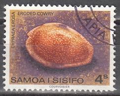 SAMOA   SCOTT NO. 481     USED      YEAR 1978 - Samoa