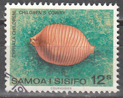 SAMOA   SCOTT NO. 486     USED      YEAR 1978 - Samoa