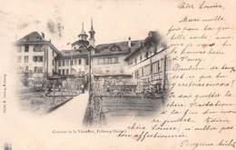 Couvent De La Visitation, Fribourg (Suisse) - 1903 - FR Fribourg