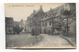 Bailleul (59) - Jardin Public - Francia