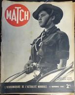 Match N° 72 2 Novembre 1939. Légion Féminine Turque - Journaux - Quotidiens