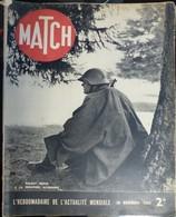 Match N° 74 30 Novembre 1939. Armée Suisse - Journaux - Quotidiens