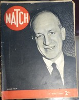 Match N° 89 14 Mars 1940. Summer Welles - Journaux - Quotidiens