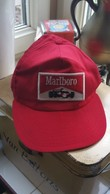 Cap - Pet Marlboro - Objets Publicitaires