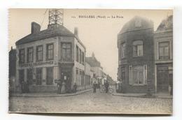 Bailleul (59) - La Poste, The Post Office - Francia