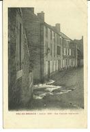 52 - ARC EN BARROIS / INONDATIONS 1910 - UNE CASCADE IMPROVISEE - Arc En Barrois