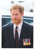 Prince Harry Meghan  Great Brittain ( G12 - Familles Royales