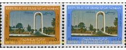 Ref. 327057 * MNH * - IRAQ. 1981. BUILDINGS . EDIFICIOS - Iraq