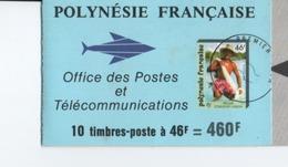 M P1L2 Polynésie Carnet Pêcheur Complet ** C427 - Carnets