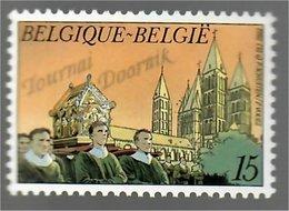 België/Belgique 1992 François Schuiten Tournai Grande Procession Doornik Grote Processie - Unused Stamps