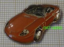 PORSCHE 911 Orange CABRIOLET - Porsche