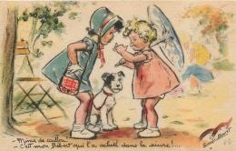 GERMAINE BOURET MINCE DE CAILLOU C'EST MON BEBERT   EDITION P.B. - Bouret, Germaine