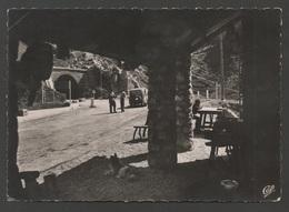 FRANCE  COL De TENDE - Entrée Du Tunnel Routier (altitude 1300 M)  / Ed.Real Photo N° 27 / Voyagée  En 09/1952 - Francia