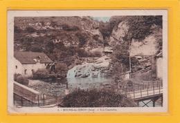 BOURG-de-SIROD -39- Les Cascades - Andere Gemeenten