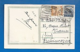 HONGRIE - BUDAPEST - TIMBRES - CACHETS  DAGUIN - BUDAPEST 62 - Used Stamps