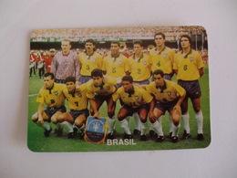 Football Futebol World Cup USA 94 Brasil Team Portugal Portuguese Pocket Calendar 1994 - Tamaño Pequeño : 1991-00