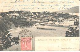 Afrique - Madagascar - Madagascar - Fort-Dauphin - Le Village Indigène - Le Warf - Madagascar