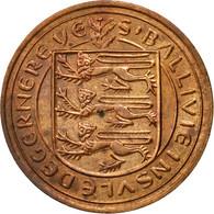 Monnaie, Guernsey, Elizabeth II, 2 New Pence, 1971, Heaton, TTB, Bronze, KM:22 - Guernesey