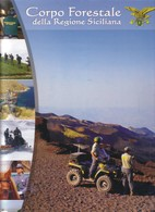 CALENDARIO CORPO FORESTALE DELLA REGIONE SICILIANA 2008. - Calendari