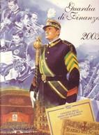 CALENDARIO STORICO DELLA GUARDIA DI FINANZA - ANNO 2003 - - Calendari