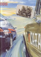 Calendario Carabinieri 2006. - Calendari