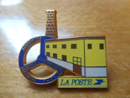 A001 -- Pin's La Poste CEFCO Aubervilliers Arthus Bertrand - Mail Services
