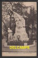 DF / 74 HAUTE SAVOIE / THONON-LES-BAINS / LE MONUMENT AUX MORTS / CIRCULÉE EN 1926 - Thonon-les-Bains