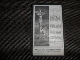 Doodsprentje ( C 243 )  Plovie / Glas / Delameillieure  - Swevezeele  Zwevezele    1918 - Décès