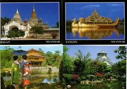 Lot 840 Cartes Postales étrangeres Pays étrangers étranger - Cartes Postales