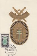 Carte  Maximum  1er  Jour   FRANCE   ORDRE   DE  LA  LIBERATION   1960 - Cartes-Maximum