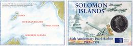 Solomon Islands 1 Dollar 1991 - Salomonen