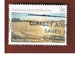AAT AUSTRALIAN ANTARCTIC TERRITORY - SG 63 - 1984 ANTARCTIC SCENES: SUMMER AFTERNOON  -  USED - Usati