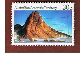 AAT AUSTRALIAN ANTARCTIC TERRITORY - SG 69 - 1984 ANTARCTIC SCENES: MOUNT COATES  -  USED - Territorio Antartico Australiano (AAT)