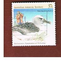 AAT AUSTRALIAN ANTARCTIC TERRITORY - SG 83 - 1988 BIRDS: ALBATROSS  -  USED - Territorio Antartico Australiano (AAT)