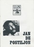 924A/25 - DISTRIFLASH Poste Privée - Historique En 24 Pages En Néerlandais , Avec La Condamnation Finale - ETAT NEUF - Belgium