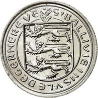 Monnaie, Guernsey, Elizabeth II, 5 Pence, 1979, Heaton, SUP, Copper-nickel - Guernesey
