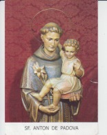 Romania, Roman, Neamt, Saint Anton Of Padova, Unused - Saints