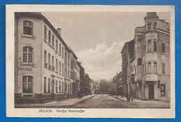 ALLEMAGNE - JUELICH - JULICH - GROSSE RURSTRASSE -  HERMES - Juelich