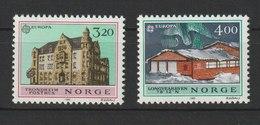 Norwegen / Europa: Postalische Einrichtungen  /  MiNr.: 1046, 1047 - Norway