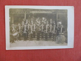 RPPC National Home Band   Ref 3016 - Postcards