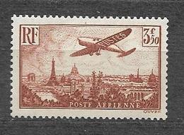 #23# FRANCE YVERT PA 13, MICHEL 310 VF MH*. - 1927-1959 Mint/hinged