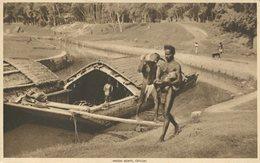 004807  Padda Boats - Sri Lanka (Ceylon)