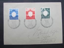 BRIEF Generalgouvernement Krakau 1943 Sonderstempel   ////  D*33573 - Deutschland