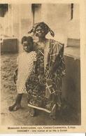 004810  Un Maman Et Sa Fille à Ouidah - Benin