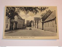 Refboite 162 * Dalsheim Rheinhessen Ain Untertoc Mit Tucin - Alzey